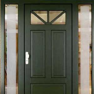 Haustüren holz mit seitenteil  Holzhaustüren Pfab – Individuelle Holzhaustüren vom Schreiner