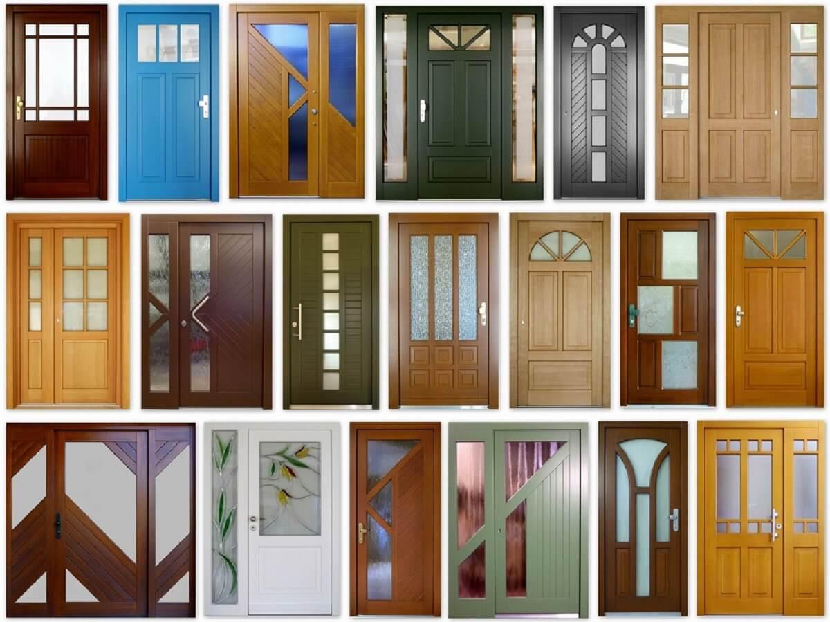 Gut bekannt Pfab Holzhaustüren, Haustür holz, Haustüren aus Holz, Holzhaustür NB26
